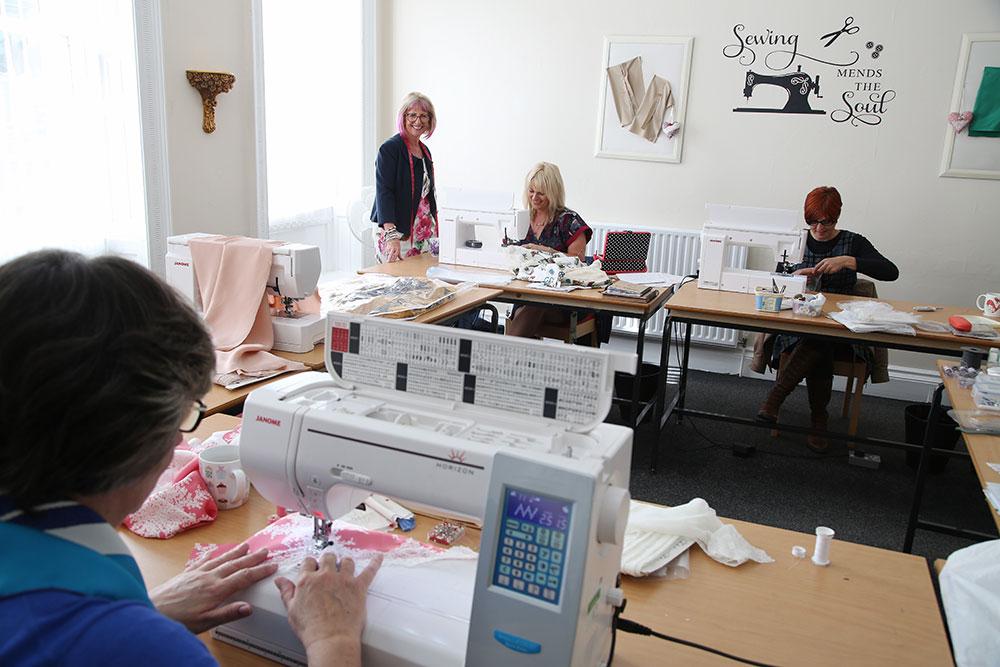курсы шитья в Москве
