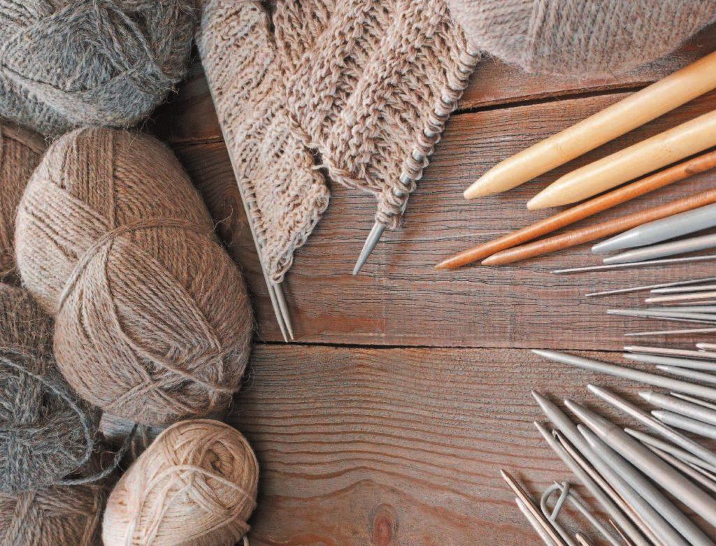 виды спиц для вязания фото